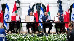 Israel formaliza sus relaciones con Emiratos y Bahrein con el aval de
