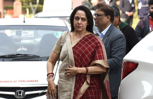 File photo of BJP leader Hema