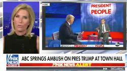 Laura Ingraham Gives Trump's Disastrous Town Hall The Full Fox News