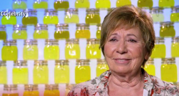 Celia Villalobos en 'MasterChef Celebrity