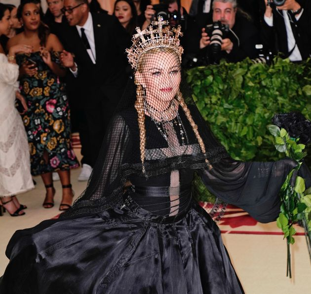 Madonna To Direct And Co-write Biopic Of Her Own Life