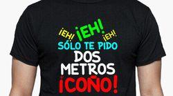 Si estás harto de los que no respetan las normas contra el coronavirus, estas camisetas son para