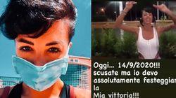 La moglie di Nainggolan, Claudia Lai, è guarita dal tumore: