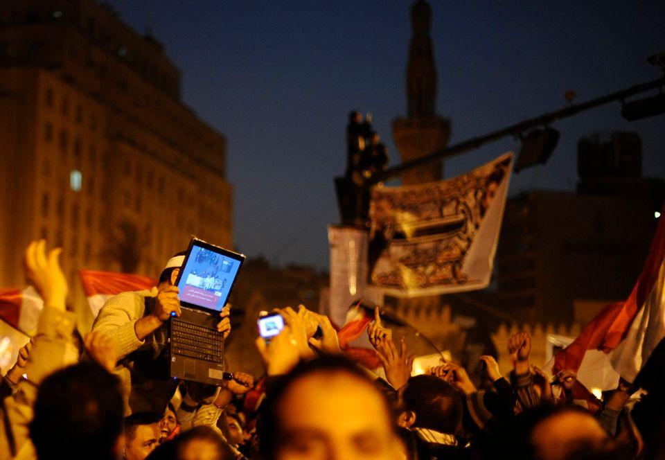 Κάιρο, πλατεία Ταχρίρ,