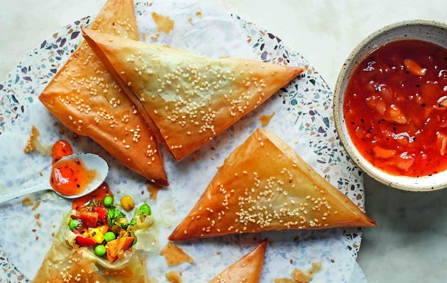 This Cheats Vegetable Samosa Recipe Will Leave Kids Wanting More