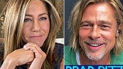 Jennifer Aniston e Brad Pitt di nuovo insieme (per una giusta