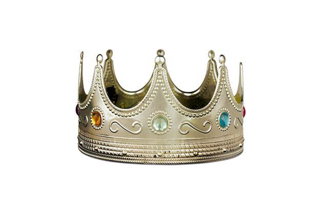 La fameuse couronne en plastique portée par le rappeur Notorious