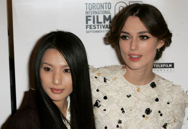 H Σέι Ασίνα μαζί με την Κίρα...