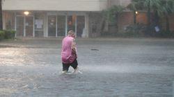 L'ouragan Sally touche terre et pourrait provoquer de dangereuses