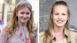 Las imágenes de Elisabeth de Bélgica que en unos años puede imitar