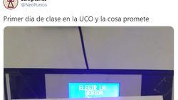 El motivo por el que no funciona una máquina de café en la universidad de Córdoba: probaron y, efectivamente,