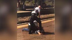 Interpellation musclée d'un homme armé à la gare de Fleury-Les-Aubrais, l'IGPN