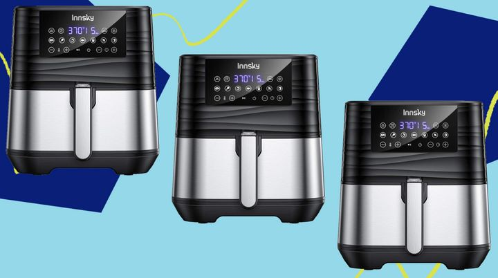 If you've been searching for an air fryer, this one on sale at Amazon might be your best bet.
