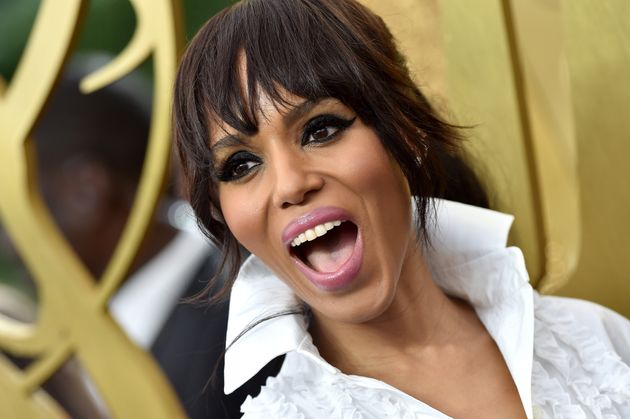 Kerry Washington is officially an Emmy