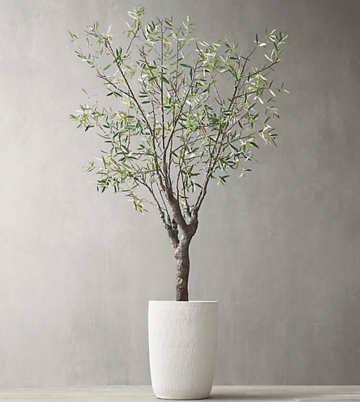 A natural-looking investment piece from Restoration Hardware