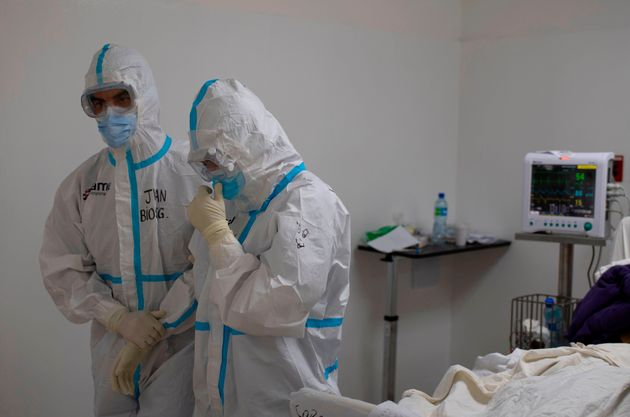 Sanidad registra 11.193 casos nuevos de coronavirus y 239