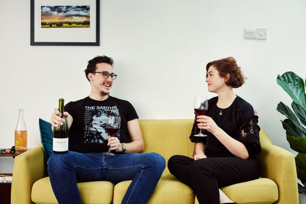 Bert Blaize and Claire Strickett, authors of Which Wine When
