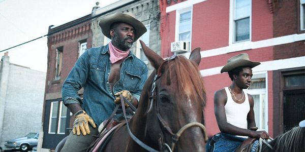 """""""Concrete Cowboy"""" gives familiar coming-of-age tropes a fresh setting: urban cowboydom. When unmoored Detroit tee"""