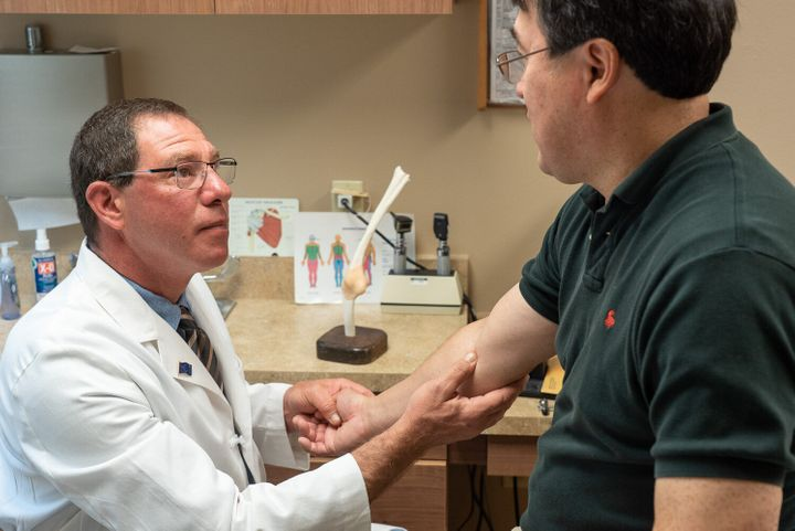 Al Gross' experience as a successful orthopedic surgeon disillusioned him with the U.S. health care system. He went on to get a master's degree in public health.