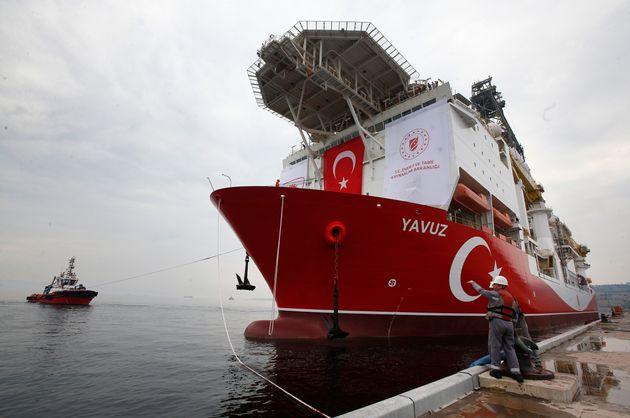 Κομισιόν: Η παράταση της τουρκικής NAVTEX για το Γιαβούζ πυροδοτεί νέες
