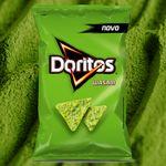 Quando a gente pensa que já viu de tudo, vem aí o Doritos sabor