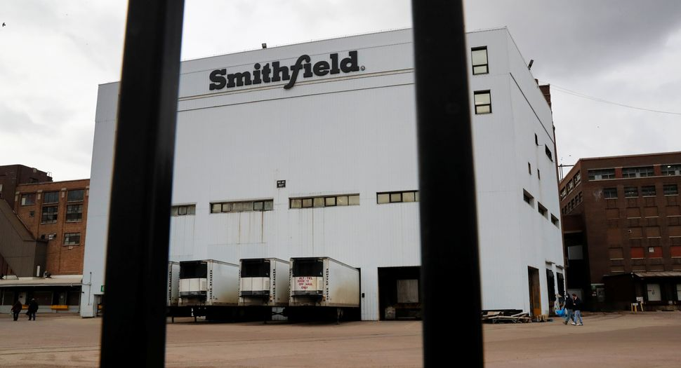 Workers at a Smithfield Food plant in Sioux Falls, South Dakota, experienced one of the worst coronavirus clusters in the cou