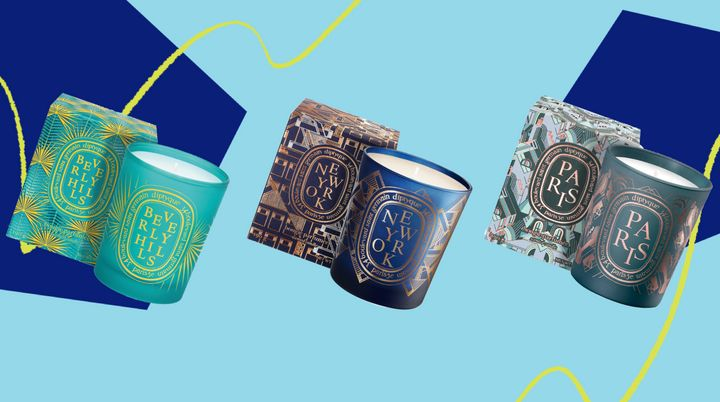Get them while they're hot: You can get Diptyque's City Candles online for one week only.