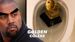 En colère contre les maisons de disque, Kanye West se soulage sur un
