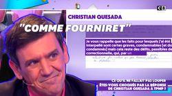 Dans une lettre, Christian Quesada s'en prend à C8 et