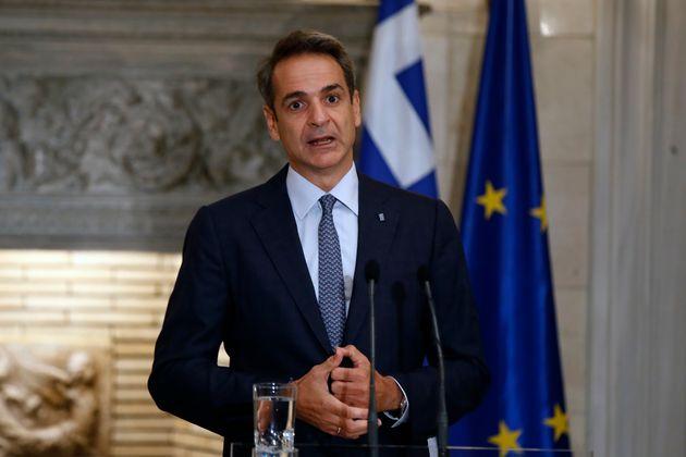Μητσοτάκης: Αν δεν φτάσουμε σε συμφωνία με την Τουρκία για την ΑΟΖ, θα πάμε στη