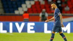 Neymar suspendu pour deux matchs après son altercation avec