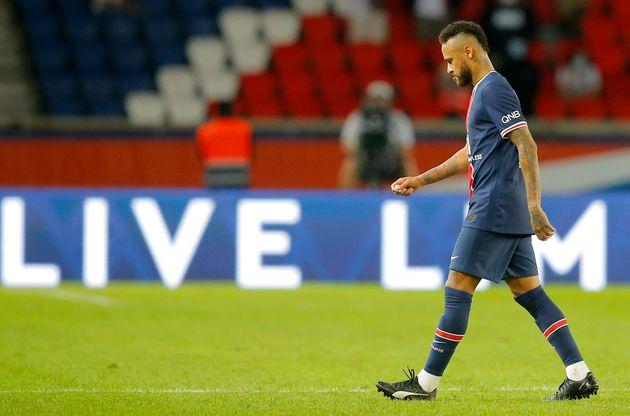 Neymar suspendu pour deux matchs après son altercation avec Gonzalez lors après le match