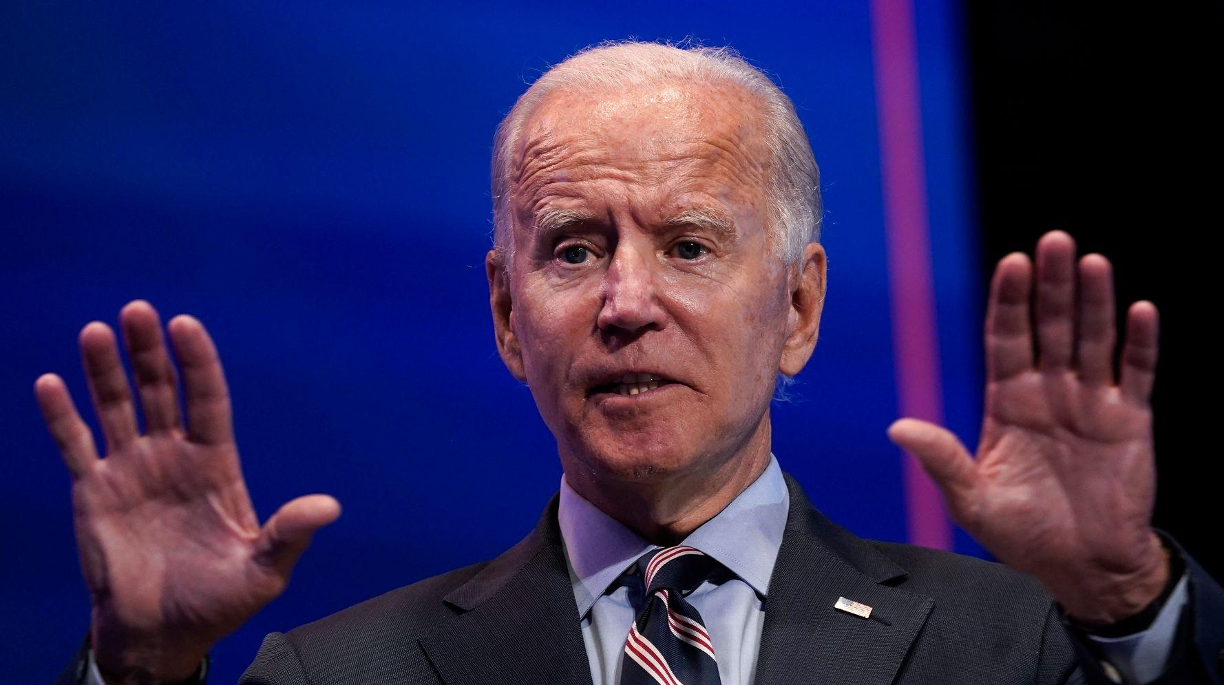 Westlake Legal Group 5f627f4f280000df129d2d3d Biden Explains Why He Can't Implement A Mask Mandate, Despite Trump's Complaint