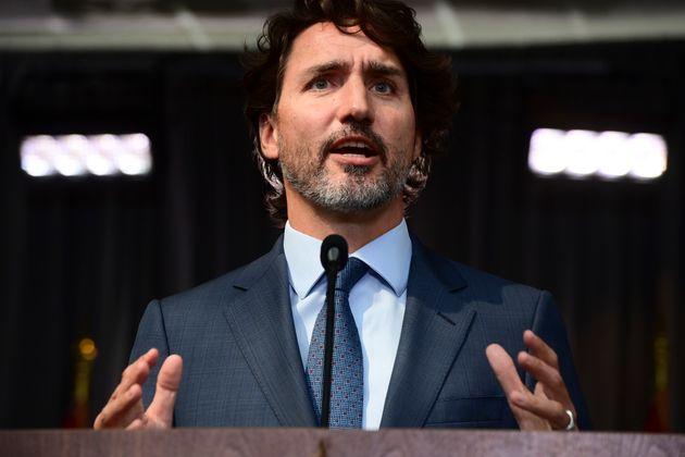 M. Trudeau a conclu deux jours et demi de réunions de son conseil des ministres dont le but était...