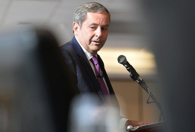 David MacNaughton a été l'homme de confiance du premier ministre Justin Trudeau à...