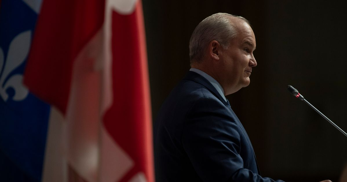 Youth Activists File To Take Back O'Toole's 'Take Back Canada' Slogan