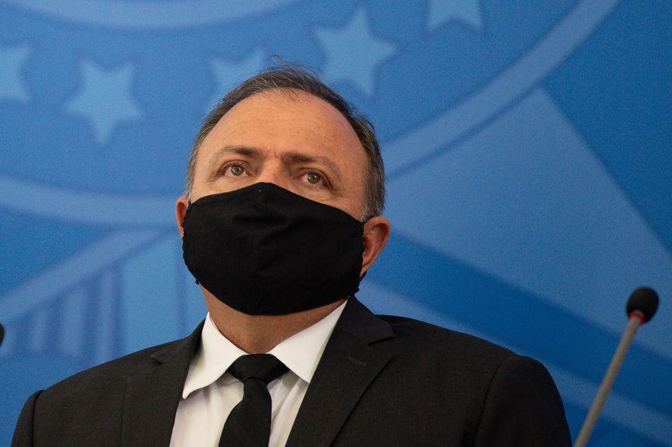 Após pressão de parlamentares, o ministro da Saúde, Eduardo Pazuello, participará...