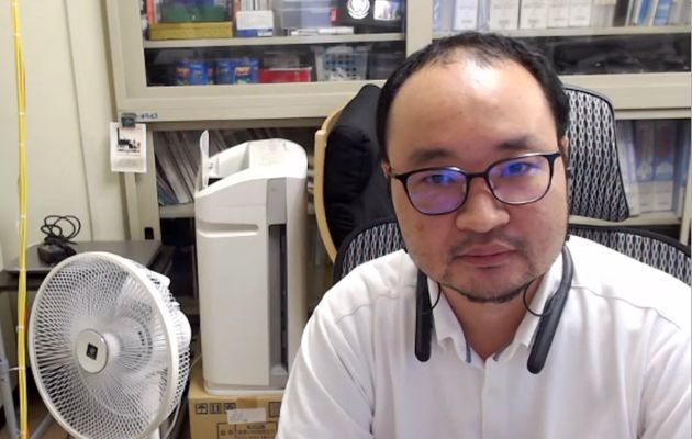 東海大学医学部の中川草(なかがわ・そう)講師