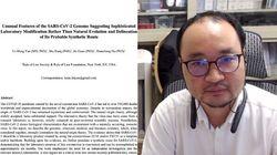 「コロナは武漢の研究所で作られた」中国人学者が論文発表→専門家は「荒唐無稽」と指摘【新型コロナ】