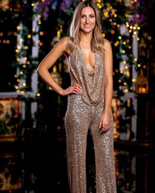 'The Bachelor Australia' contestant Irena Srbinovksa