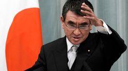 河野太郎氏、深夜の閣僚20人リレー会見に苦言。「こんなものさっさとやめたらいい」