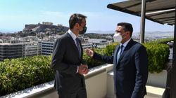 Κόντρα κυβέρνησης - ΣΥΡΙΖΑ με αφορμή την επίσκεψη