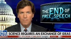 Tucker Carlson Gets Fact-Checked By Facebook And He Seems Really Mad About