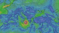Σε Μεσογειακό Κυκλώνα εξελίσσεται ο «Ιανός»: Πότε και πού θα χτυπήσει, πώς θα προστατευτούμε εμείς και τα ζώα