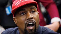 Kanye West orina sobre un Grammy para protestar contra las