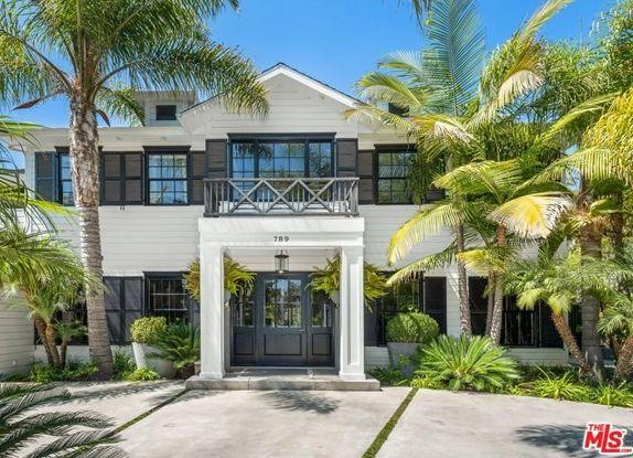 Laeticia Hallyday vend sa maison de Los