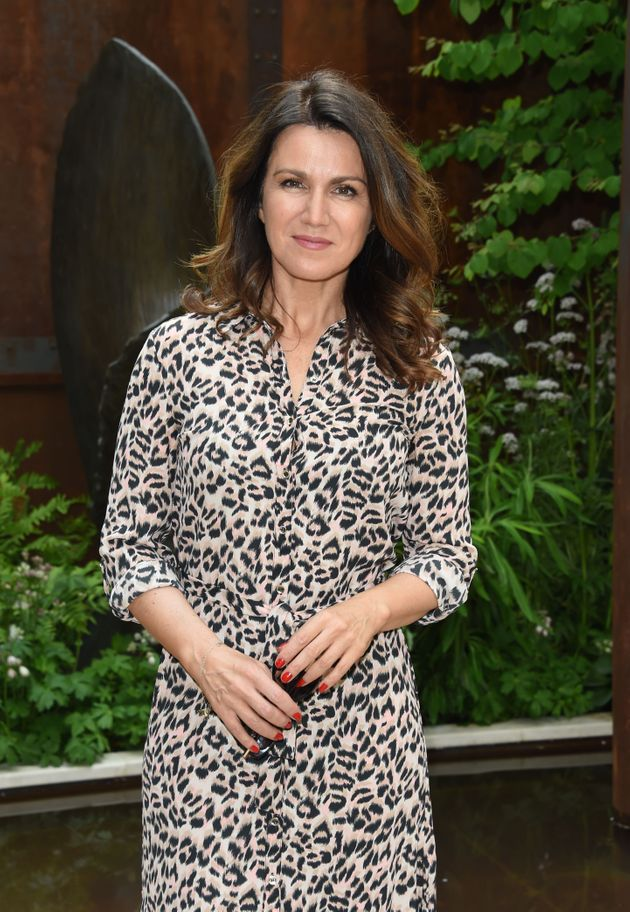 Susanna Reid Admits Her 'Heart Hurts' As She Deals With Emotional Impact Of Son Leaving Home