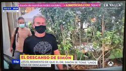 La respuesta de Fernando Simón sobre sus vacaciones cuando le 'pillan' por la calle sin
