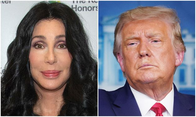 Cher Attacks Trump Over Covid Herd Mentality Remarks: Seems 200k Dead Isn't Enough Carnage