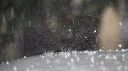 Una borrasca inusual con tintes de ciclón tropical dejará copiosas lluvias y tormentas hasta el lunes en la